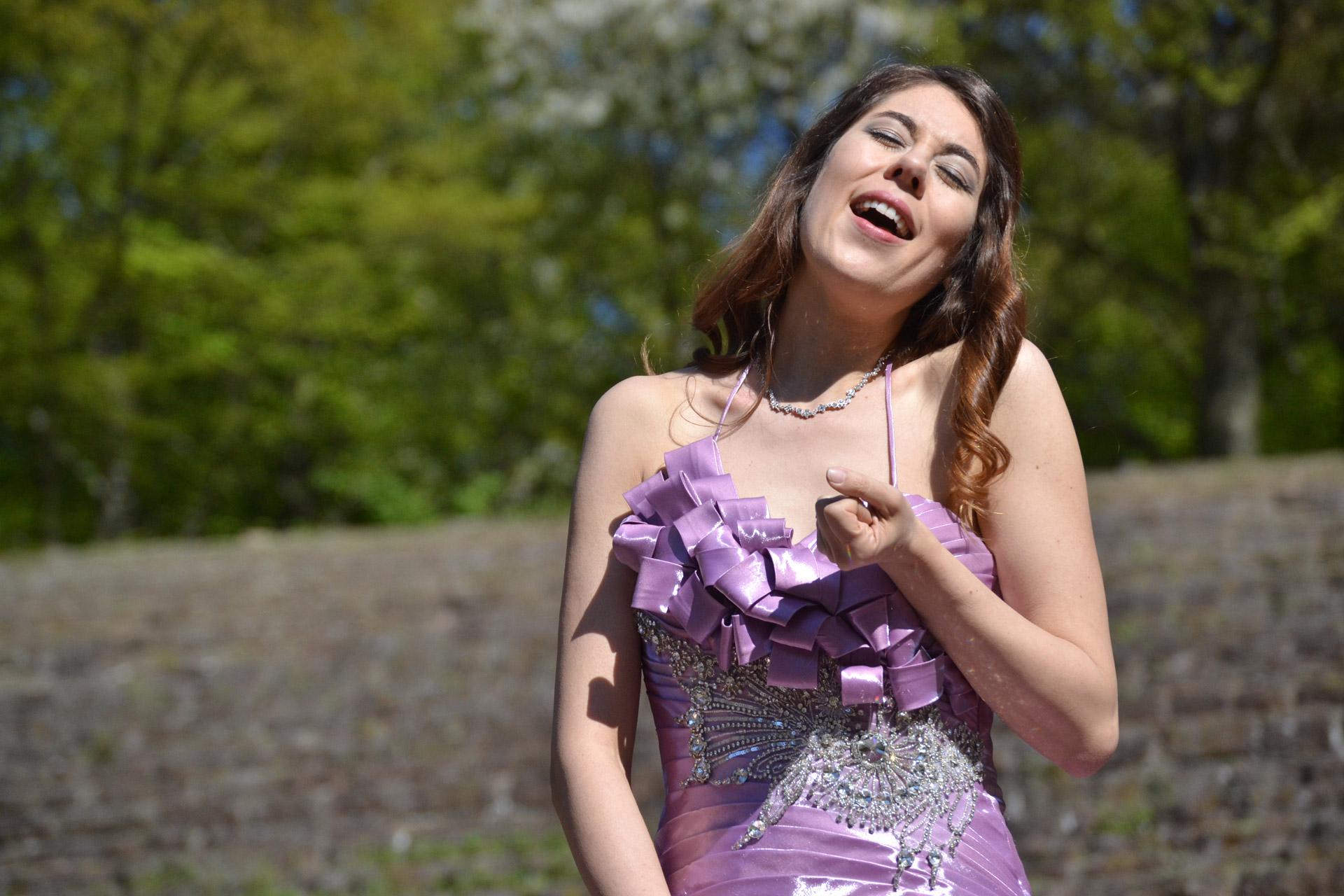 Tanja Hamleh begeistert für Klassik