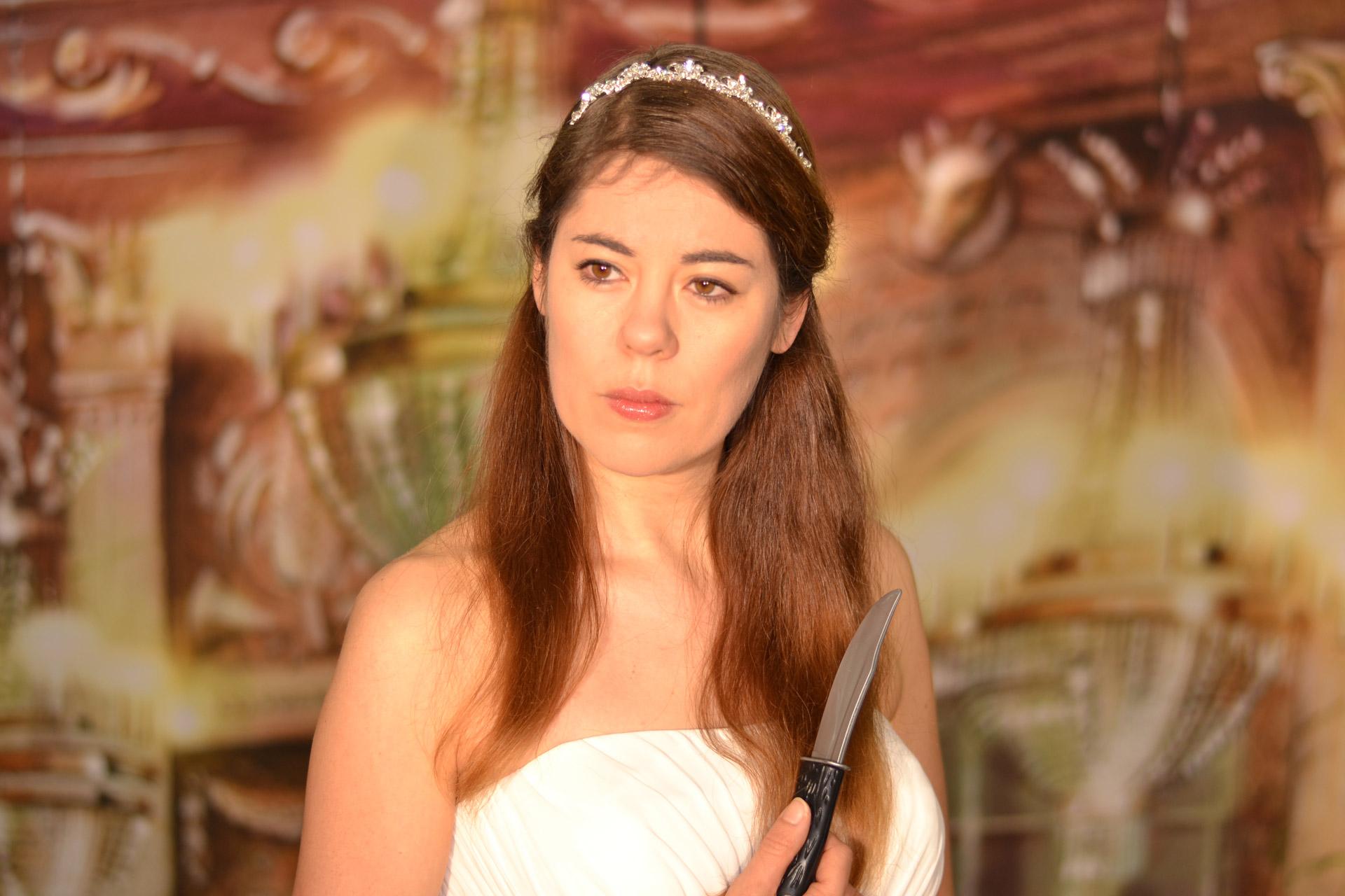 Tanja Hamleh als Pamina